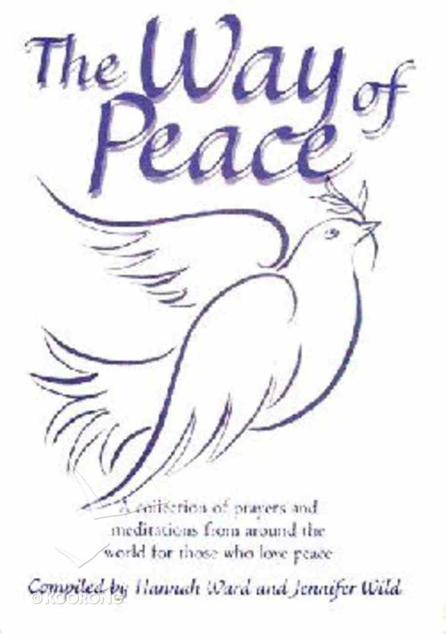The Way of Peace Hardback