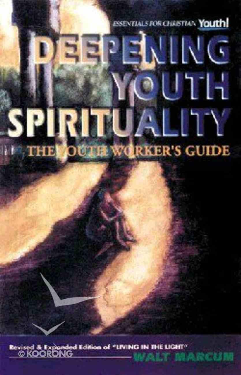 Deepening Youth Spirituality Paperback