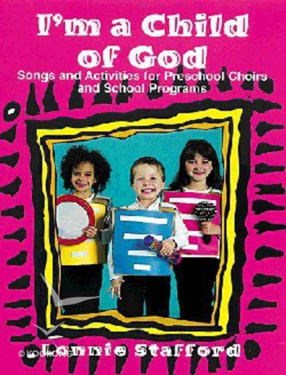 I'm a Child of God Paperback