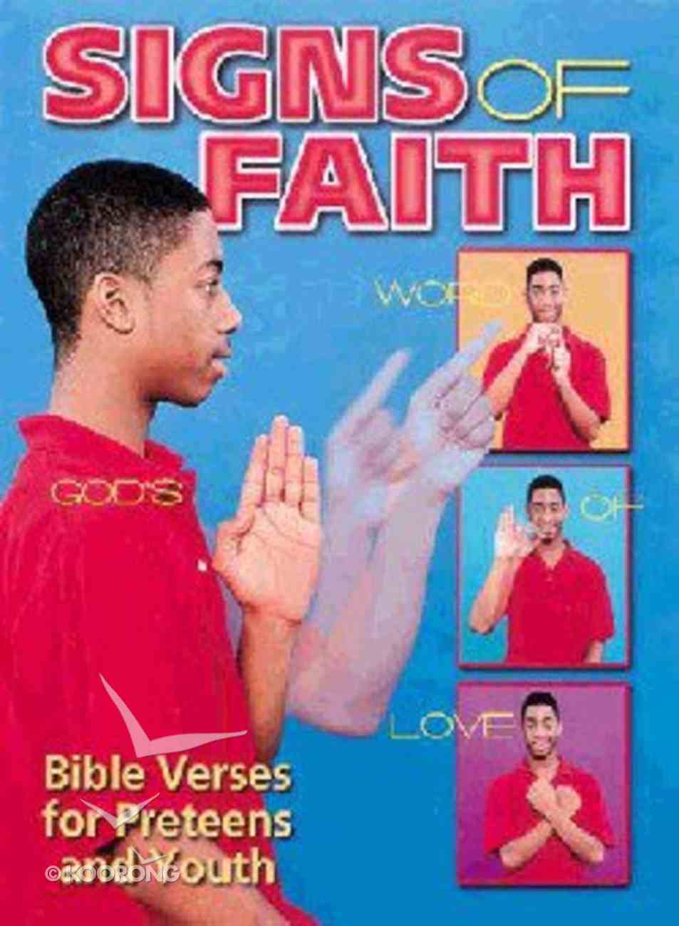 Signs of Faith Paperback