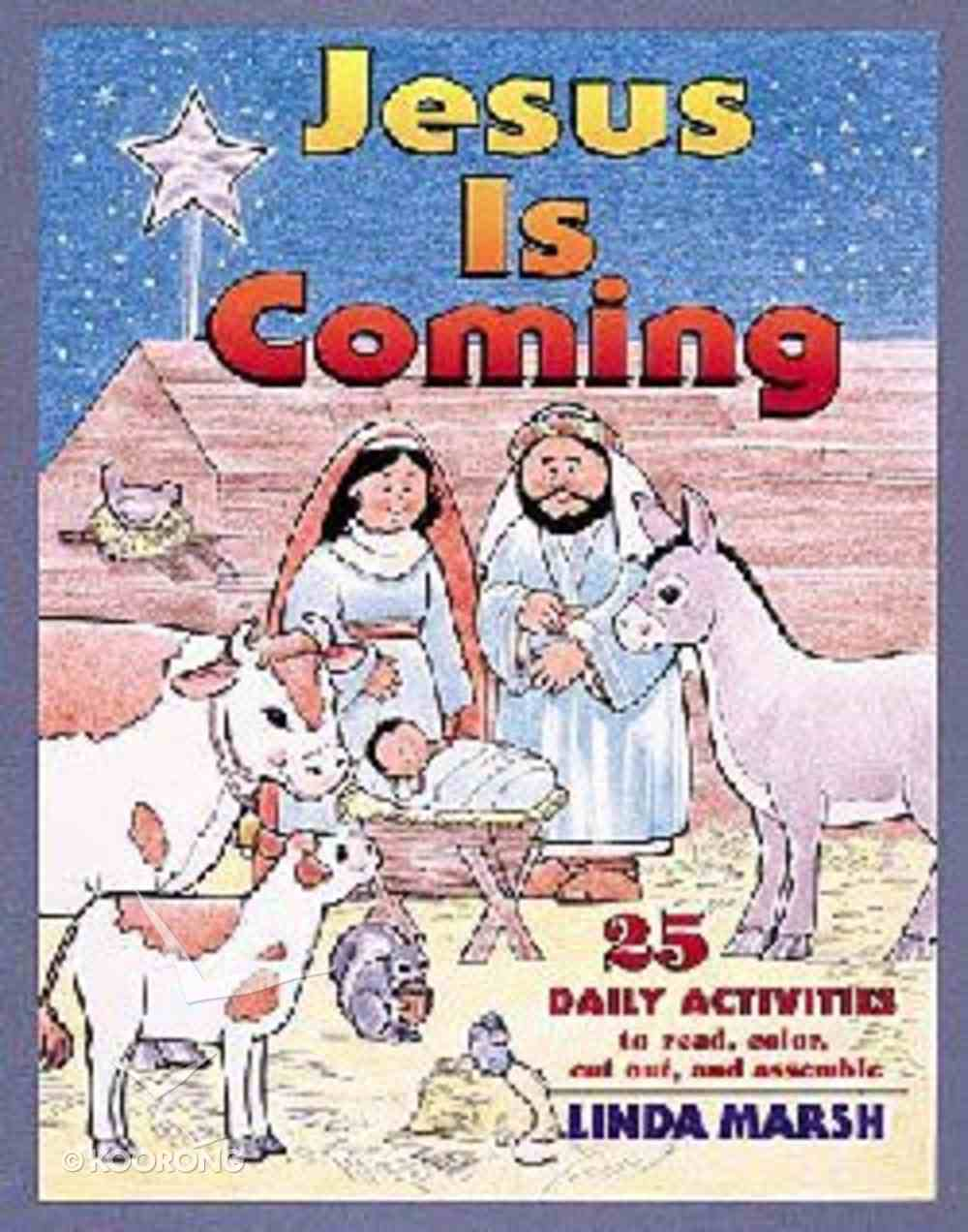 Jesus is Coming Paperback