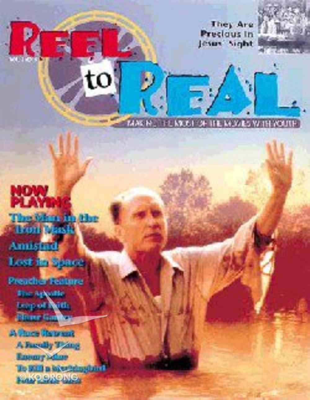 Reel to Real (Vol 2 #3) Paperback