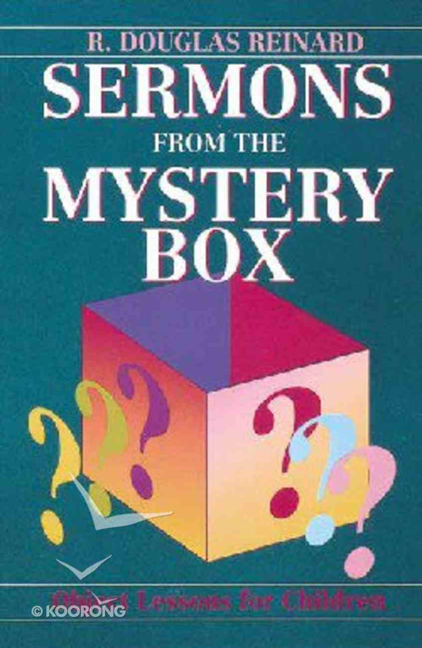 Sermons From the Mystery Box Paperback