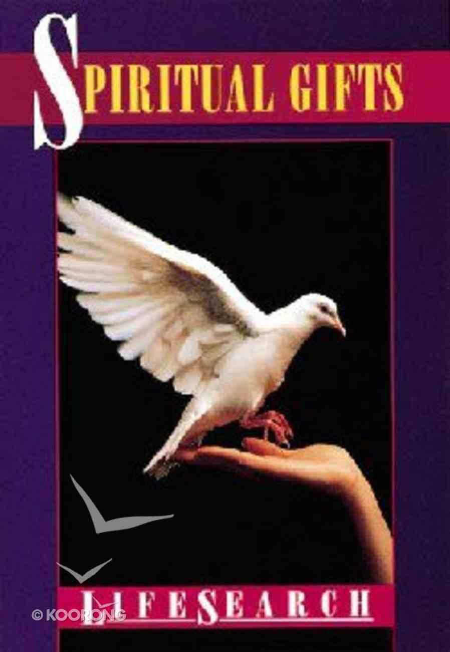 Spiritual Gifts (Lifesearch Series) Paperback