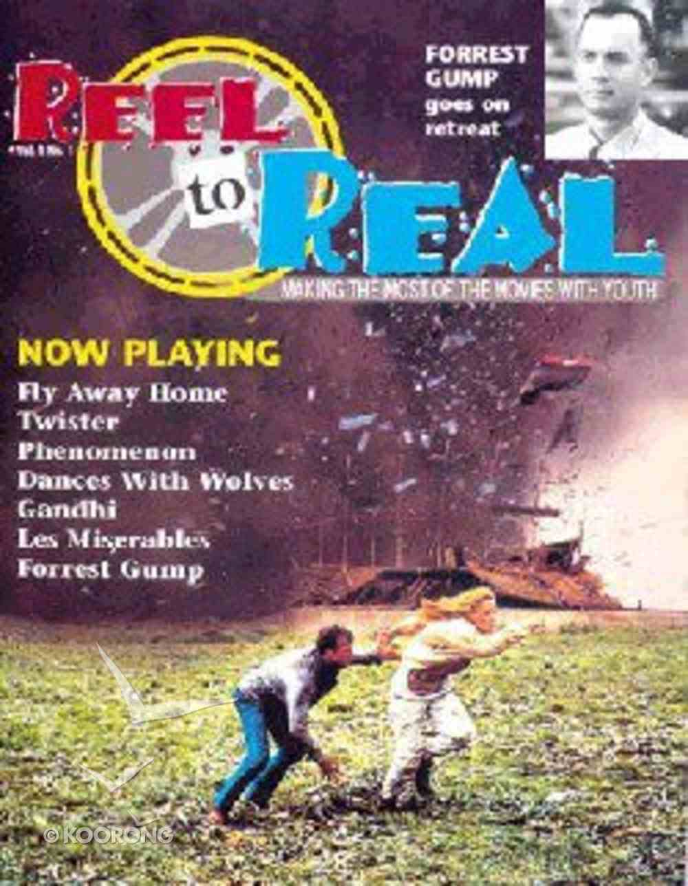 Reel to Real (Vol 1 #1) Paperback