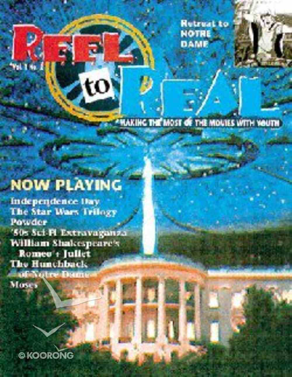 Reel to Real (Vol 1 #2) Paperback