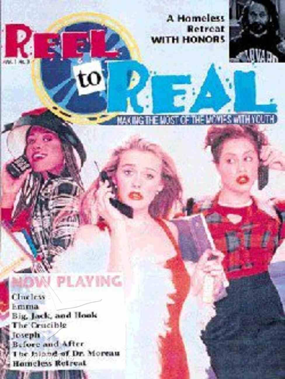 Reel to Real (Vol 1 #3) Paperback