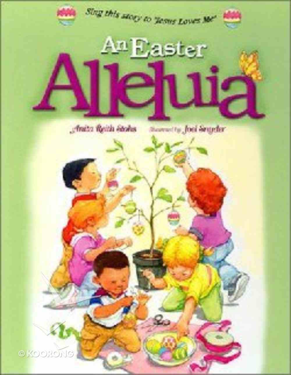 An Easter Alleluia Hardback