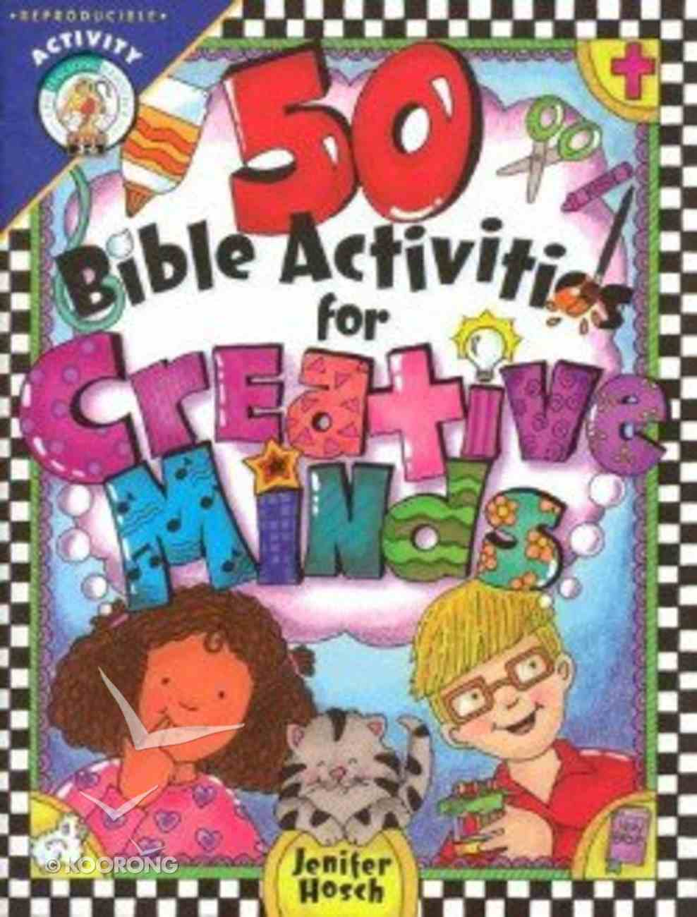 50 Bible Activities For Creative Minds Paperback