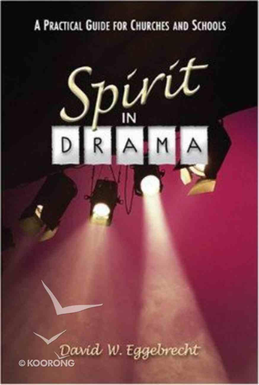 Spirit in Drama Paperback