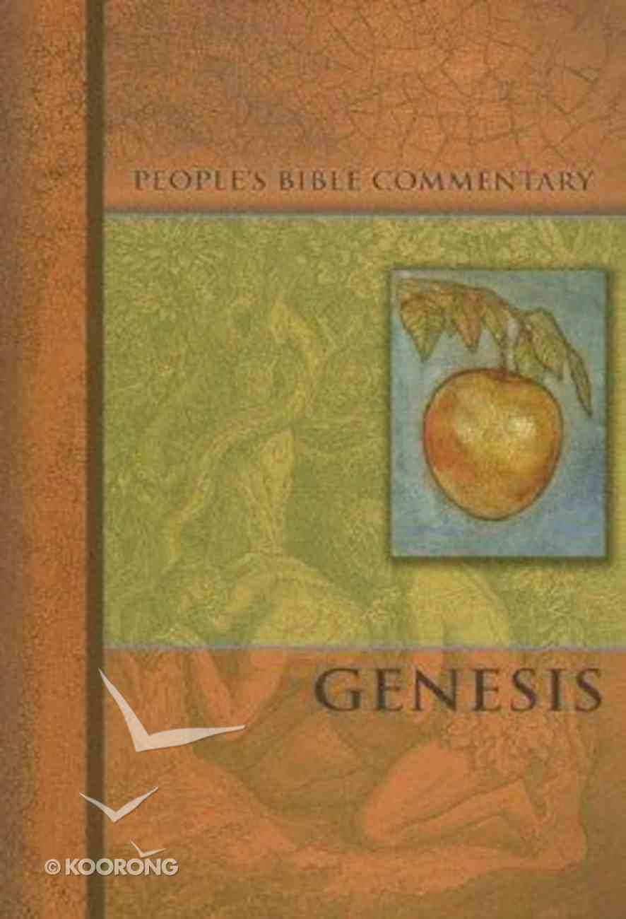 Genesis (People's Bible Commentary Series) Paperback