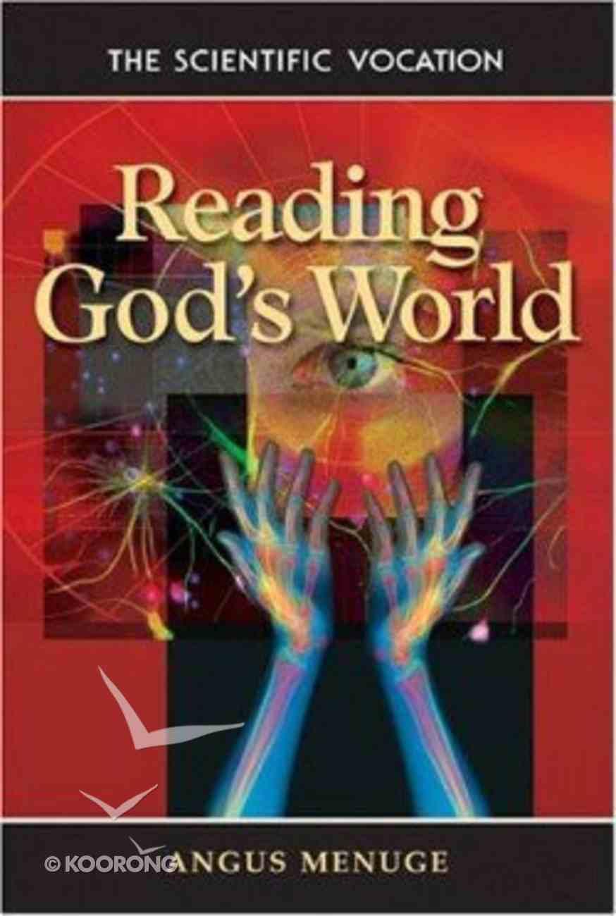 Reading God's World Paperback