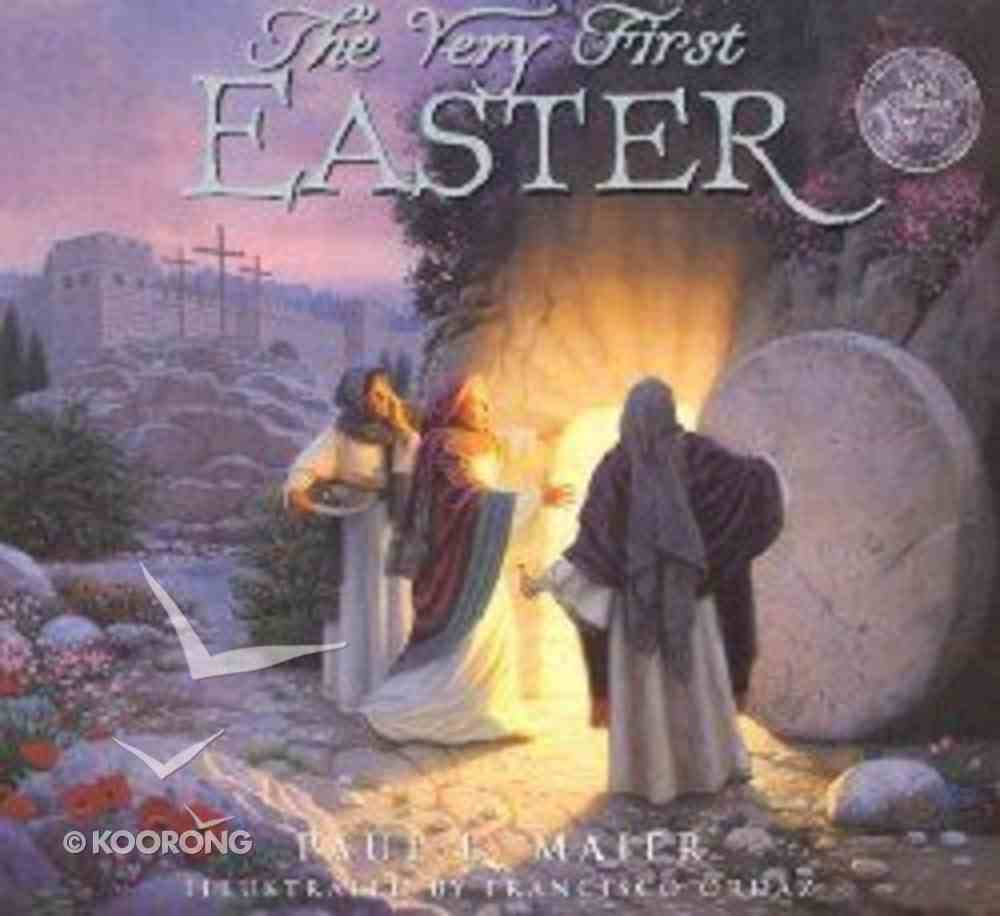 The Very First Easter Paperback