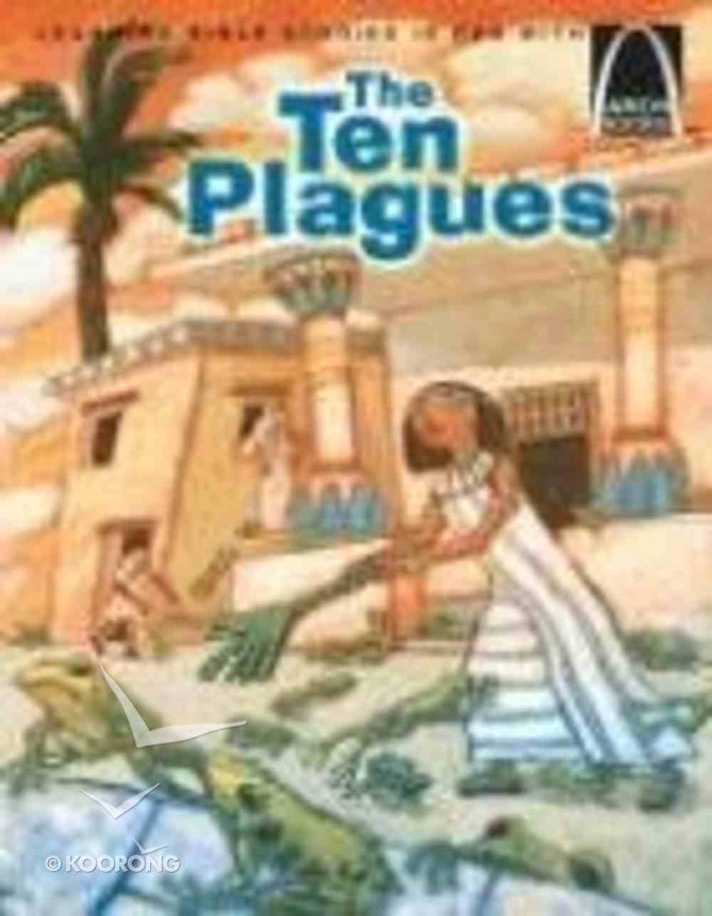 The Ten Plagues (Arch Books Series) Paperback