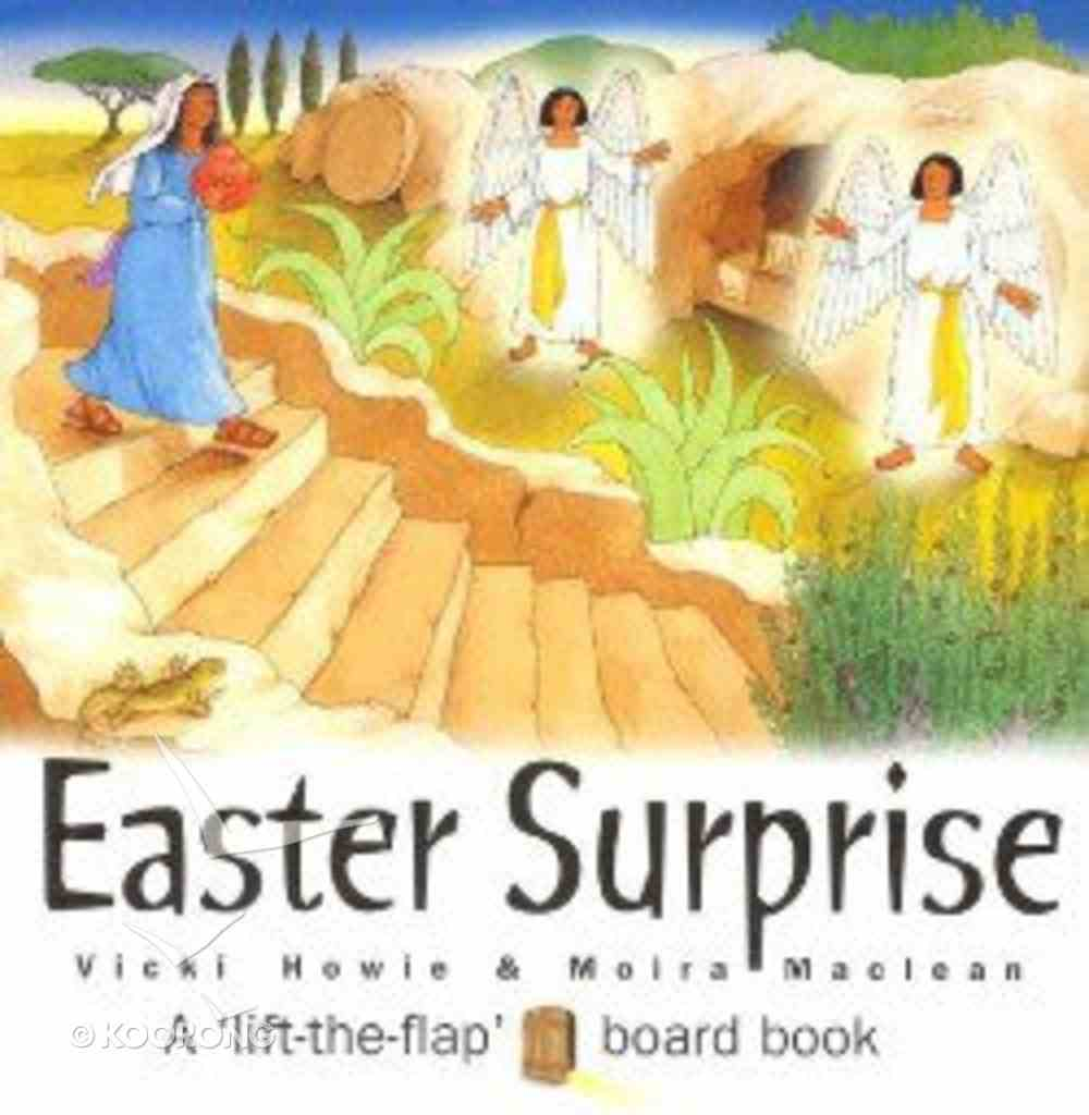 Easter Surprise Board Book