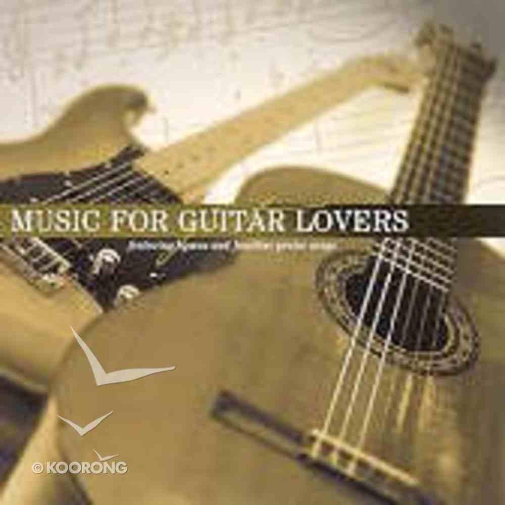 Music For Guitar Lovers CD