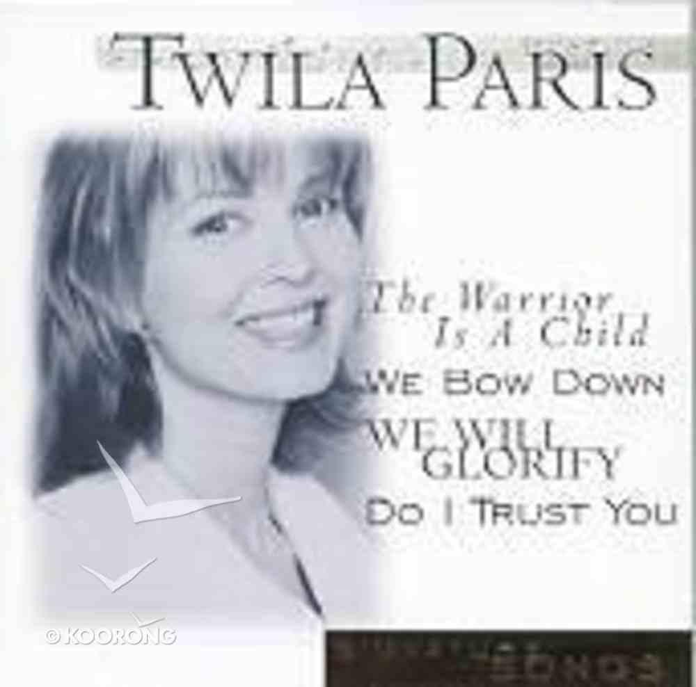 Twila Paris (Signature Songs Series) CD