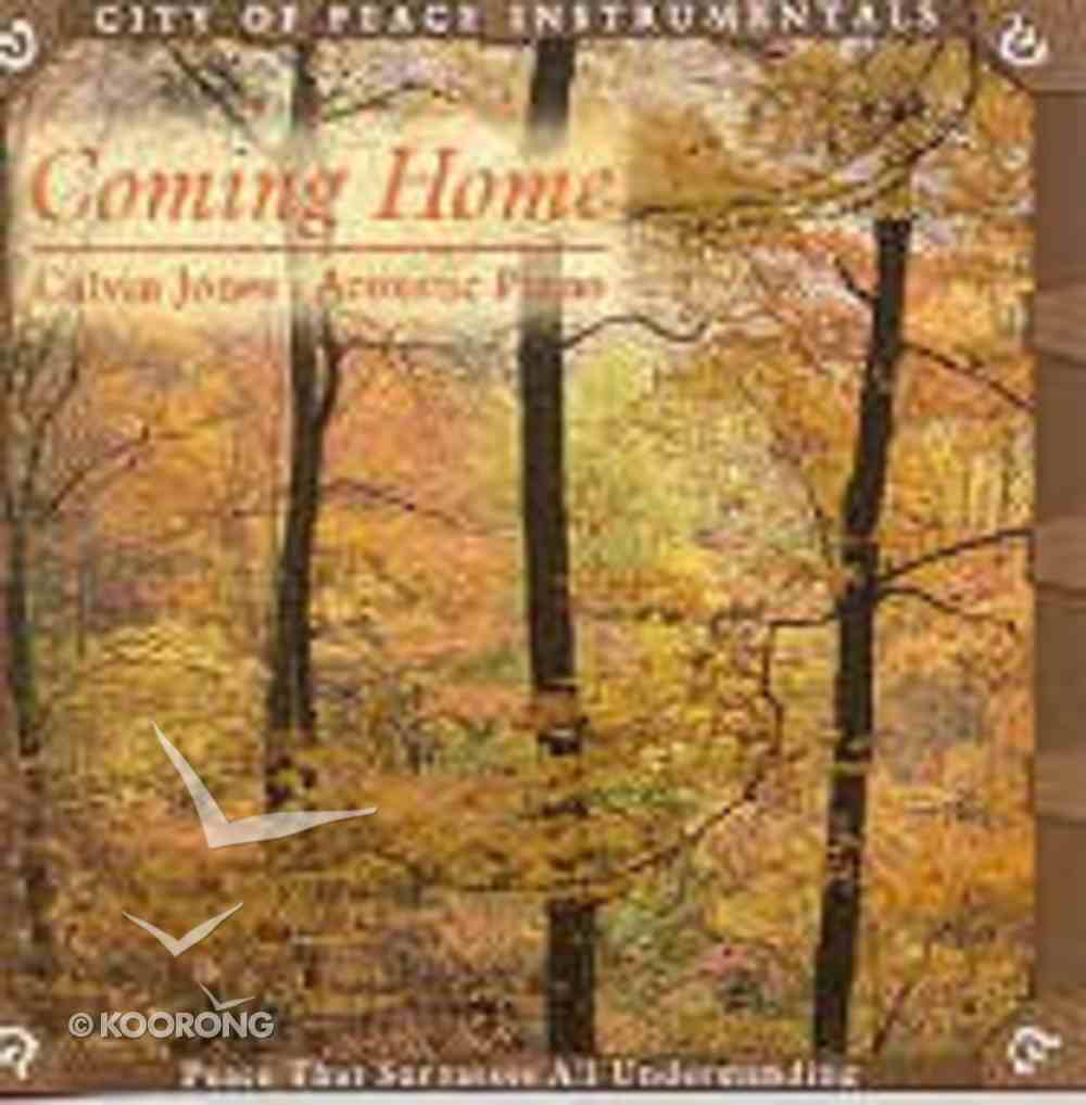 Coming Home CD