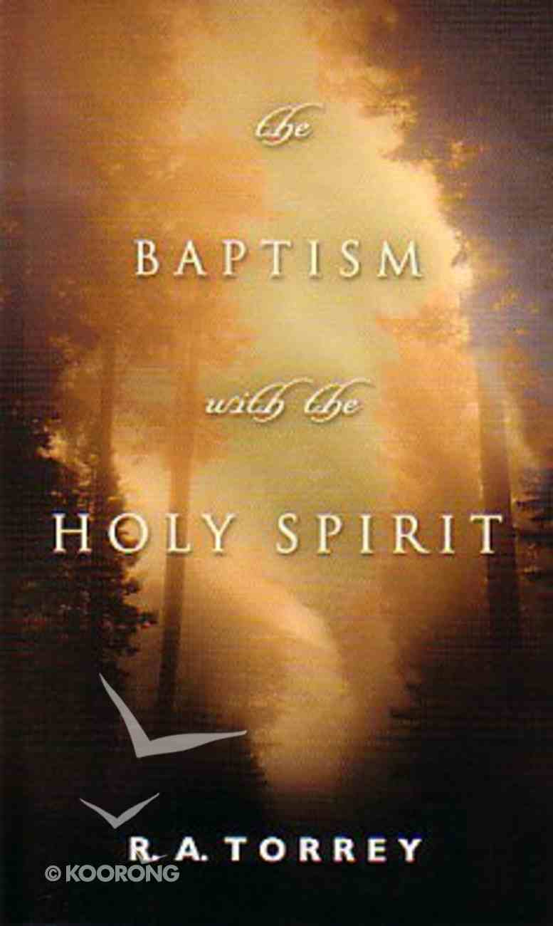The Baptism With the Holy Spirit Mass Market