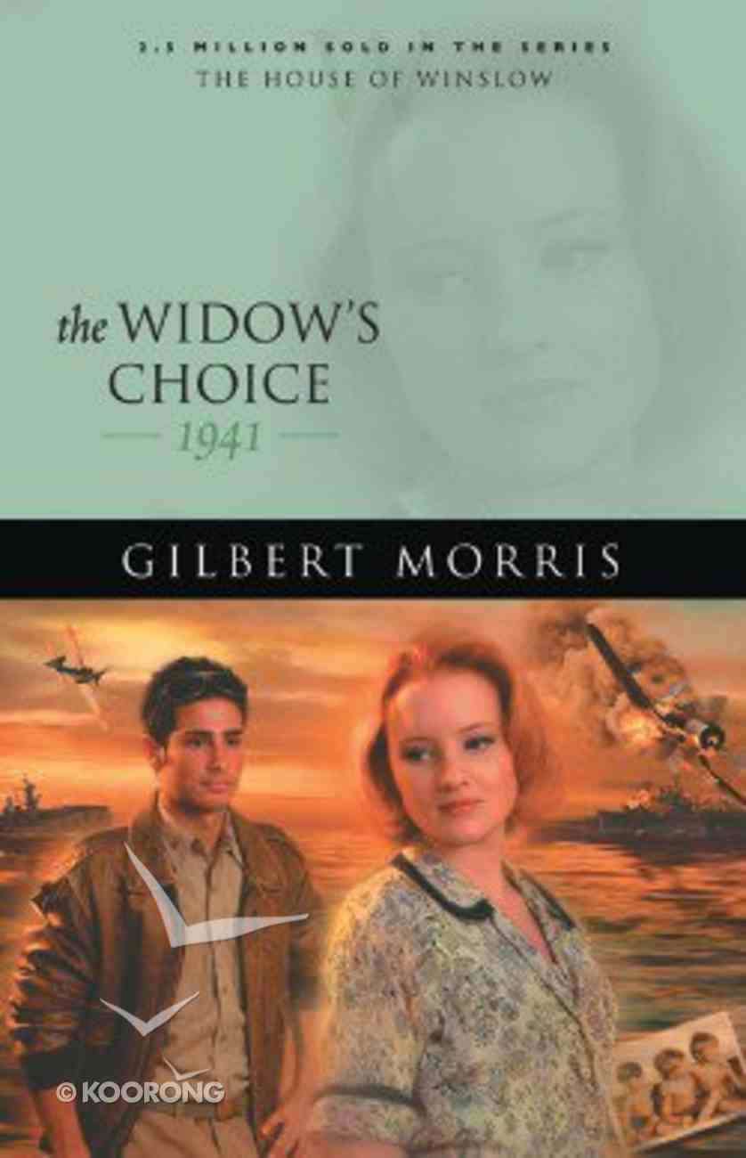 The Widow's Choice (House Of Winslow Series) Paperback