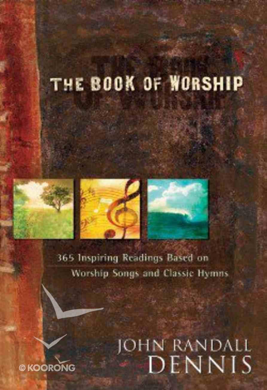 The Book of Worship Hardback