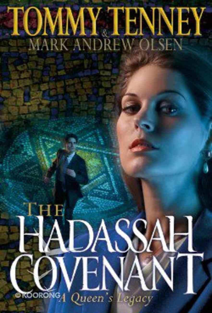 The Hadassah Covenant (Large Print) Paperback
