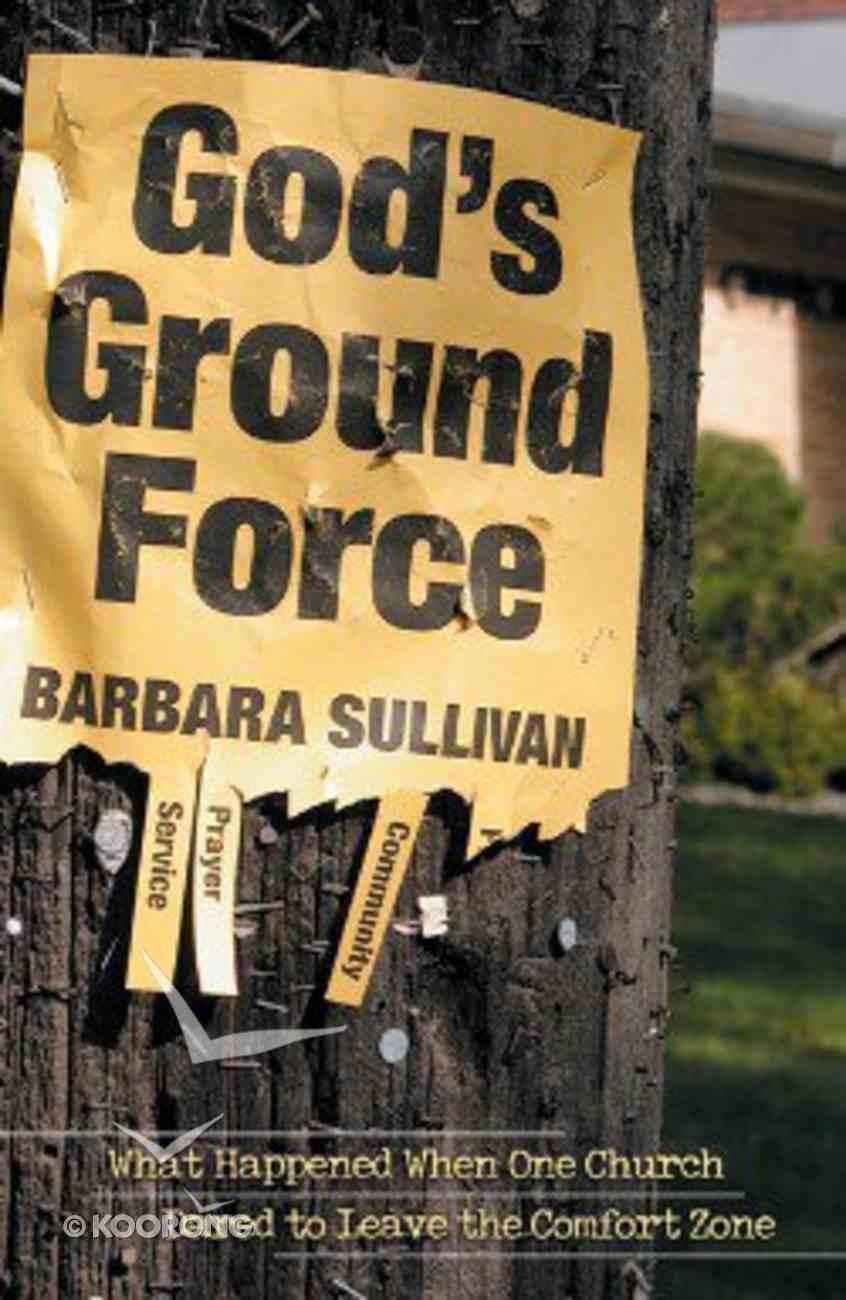 God's Ground Force Paperback
