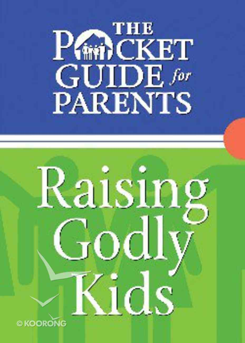 The Pocket Guide For Parents Paperback