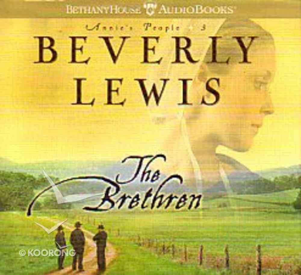 The Brethren (Abridged, 180 Minutes) (#03 in Annie's People Audio Series) CD