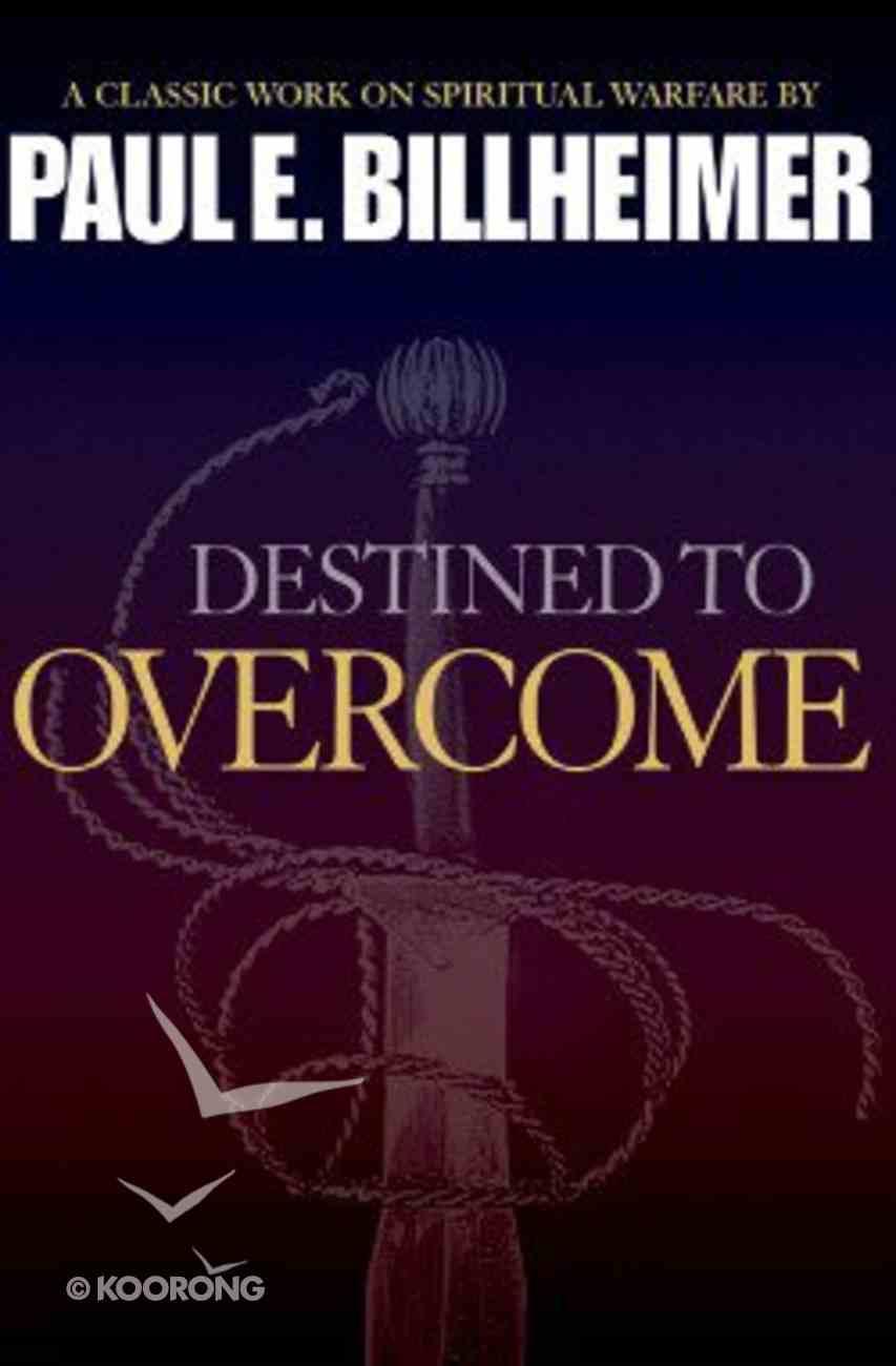 Destined to Overcome Paperback
