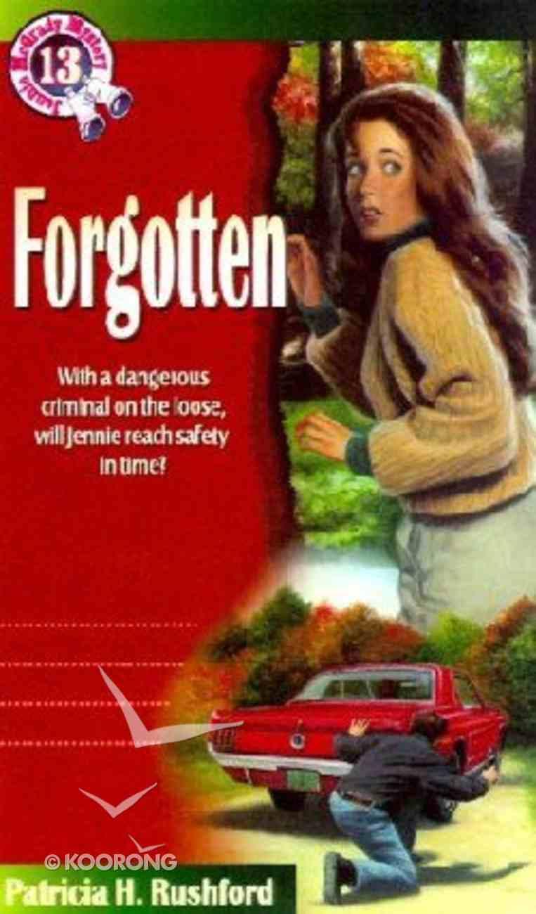Forgotten (#13 in Jennie Mcgrady Series) Paperback