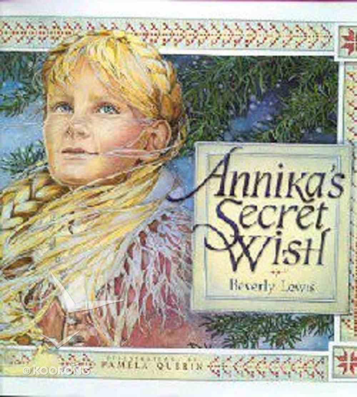 Annika's Secret Wish Hardback