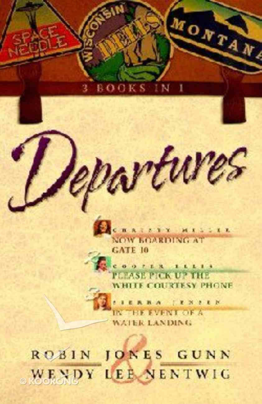Space Needle Departures Paperback
