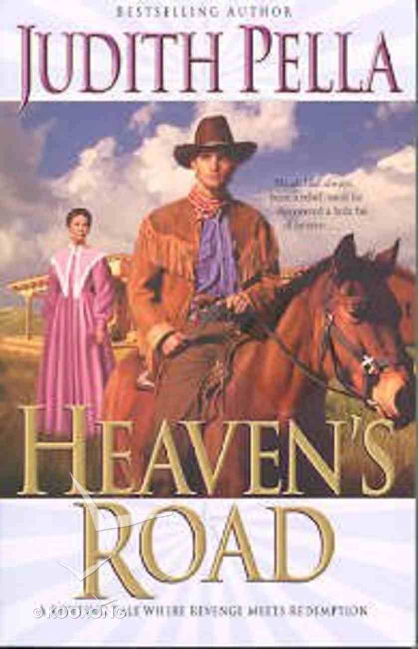 Texas Angel #02: Heaven's Road Paperback