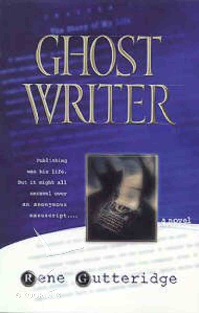 Ghost Writer Paperback
