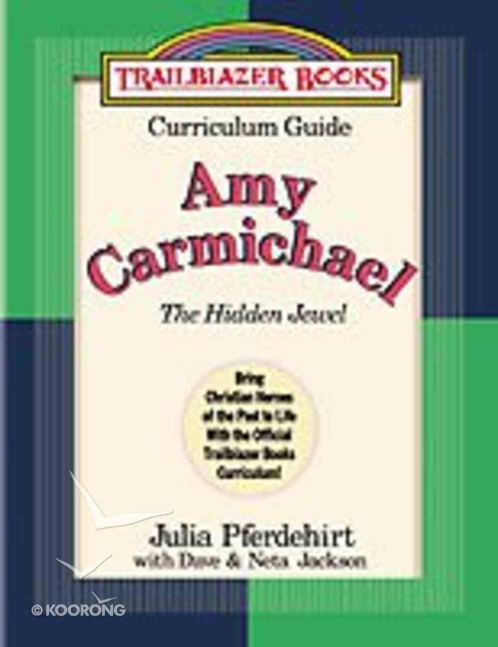 Trailblazer Curriculum Guide #02: The Hidden Jewel Paperback