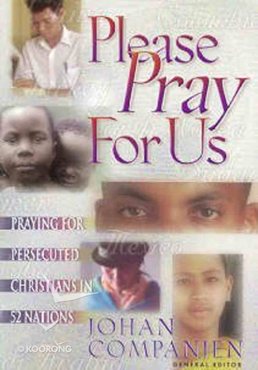 Please Pray For Us Paperback