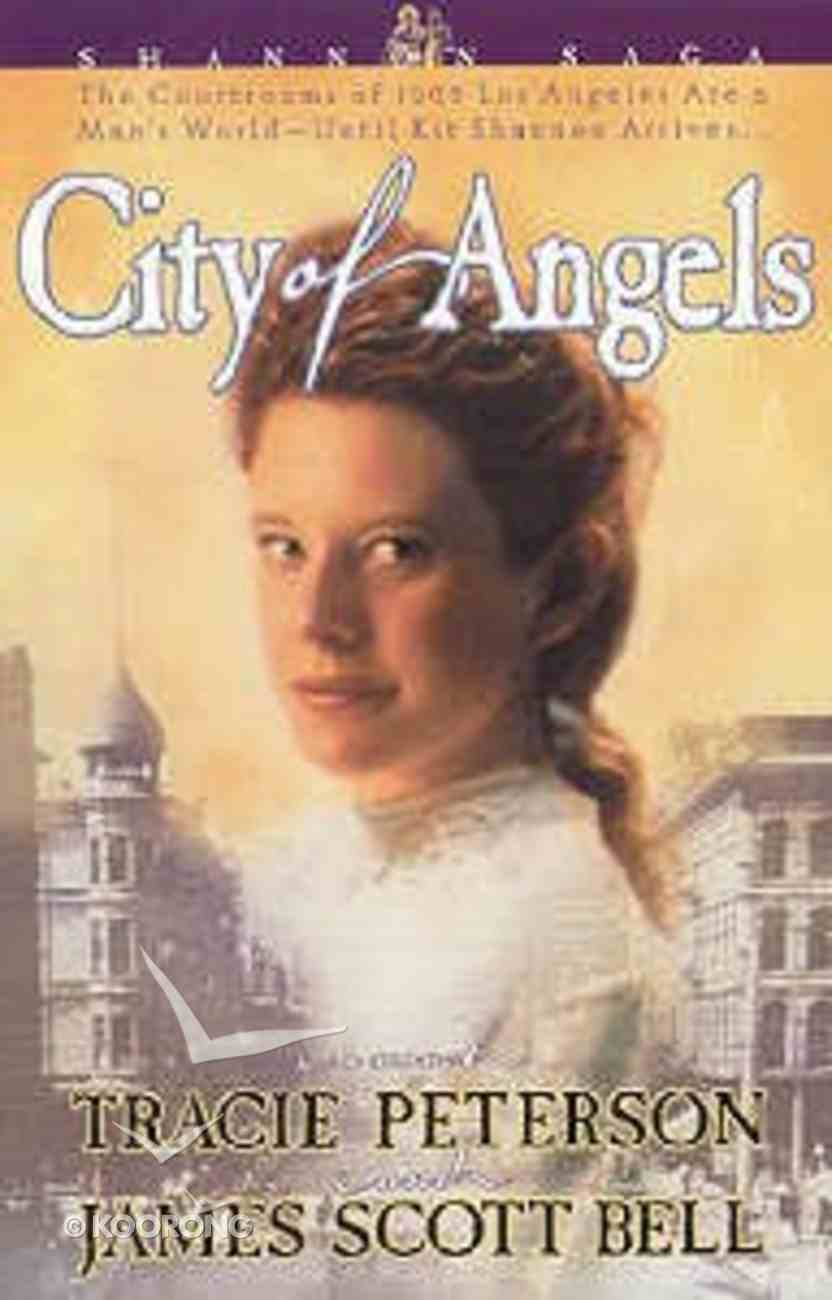 City of Angels (#01 in Shannon Saga Series) Paperback