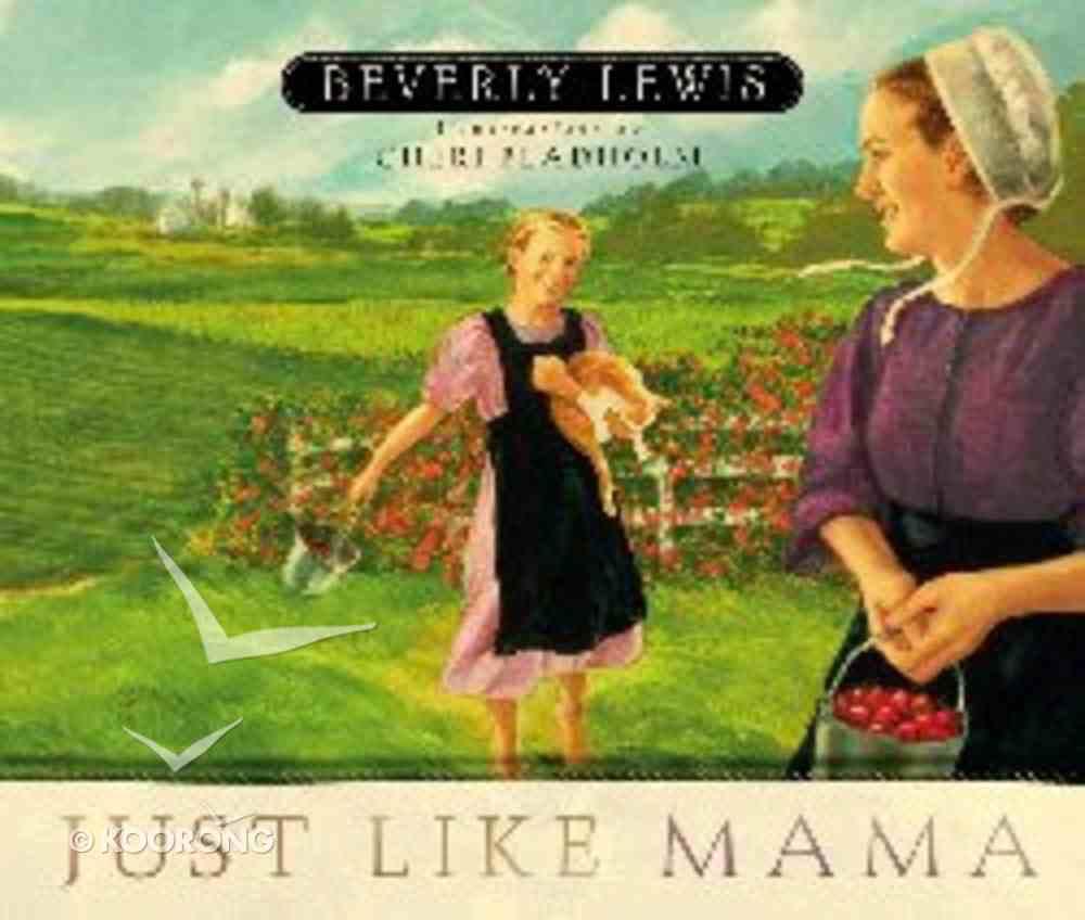 Just Like Mama Hardback