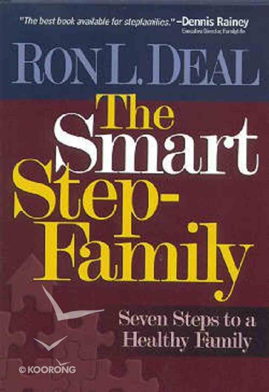 The Smart Step-Family Hardback