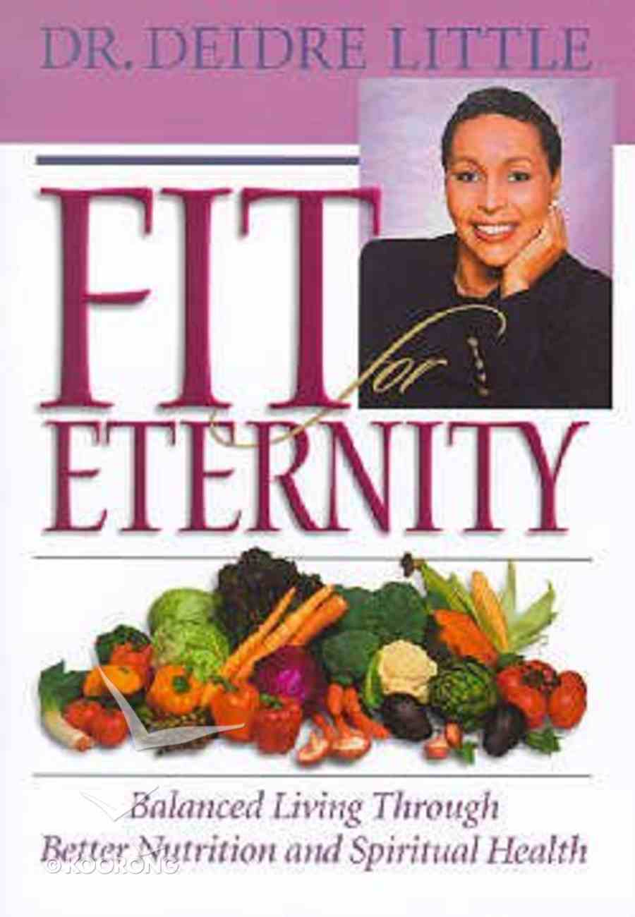 Fit For Eternity Paperback