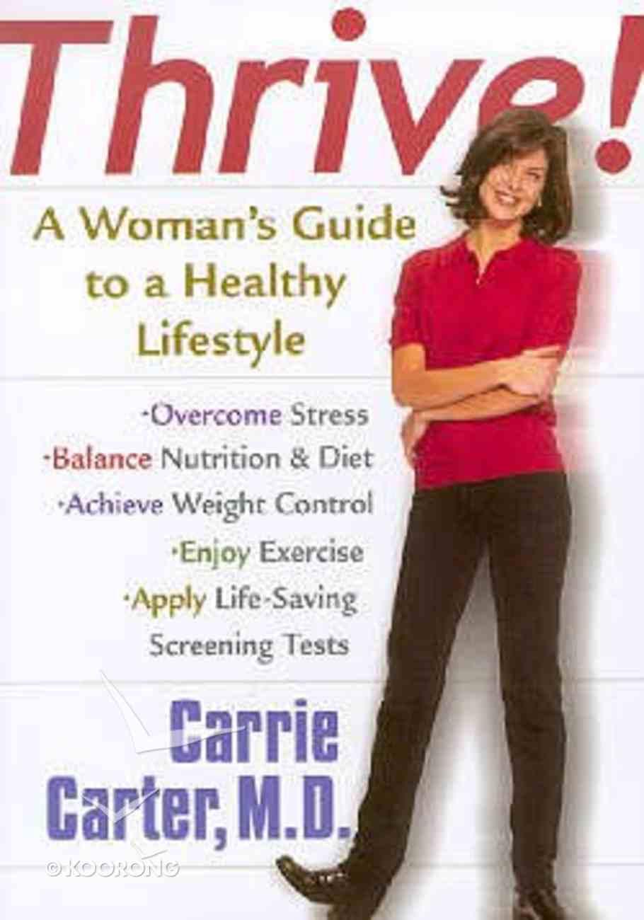 Thrive! Paperback