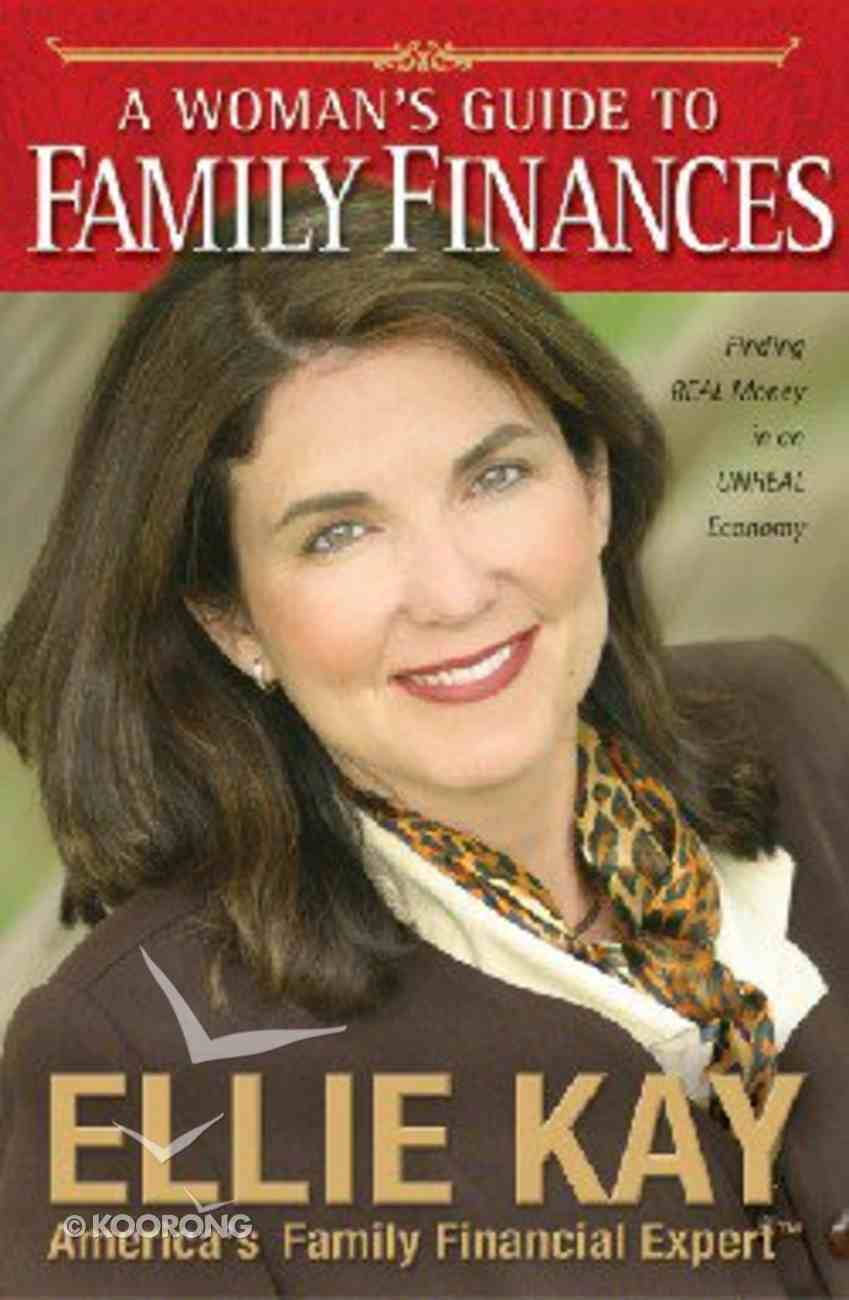A Woman's Guide to Family Finances Paperback