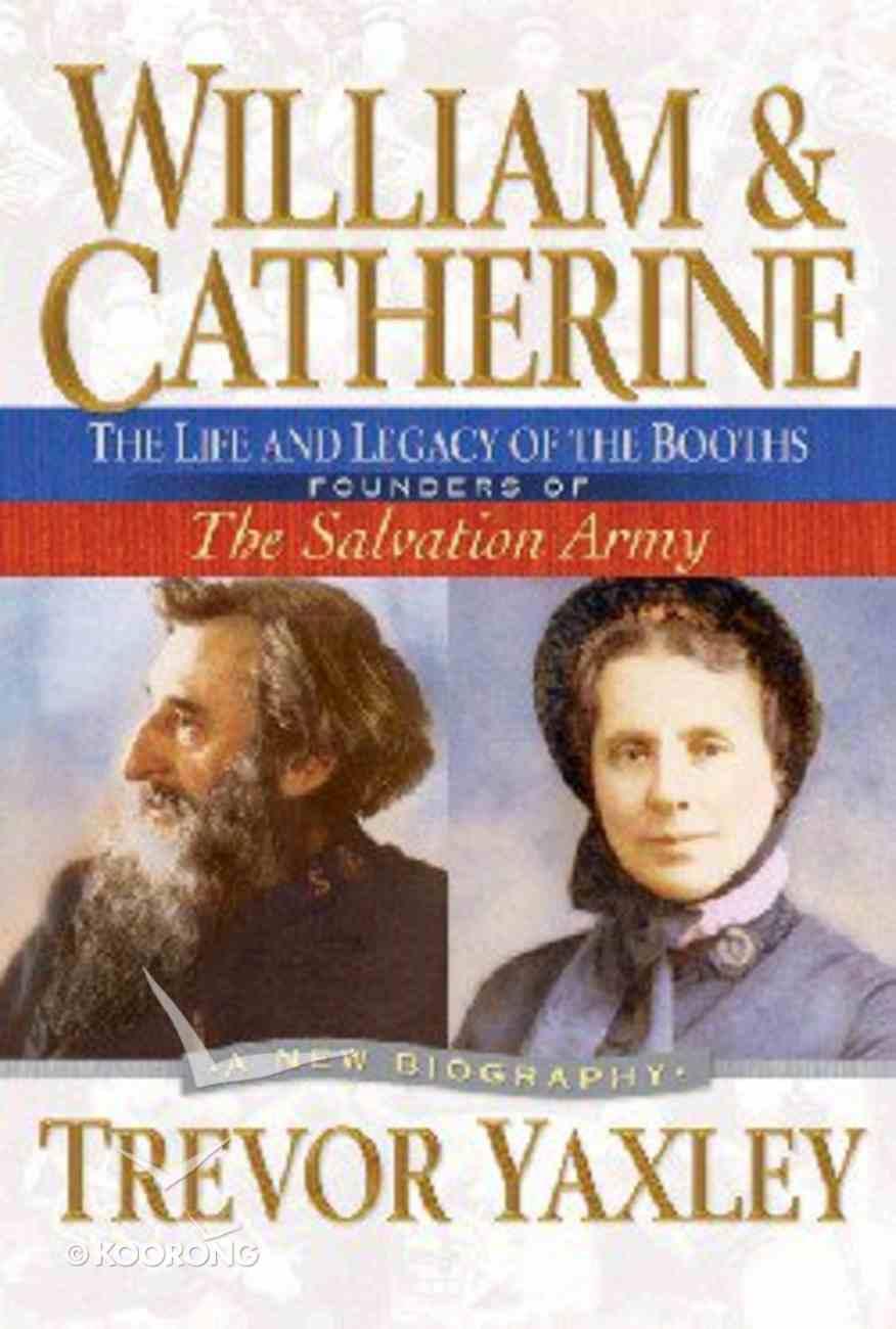 William and Catherine Hardback