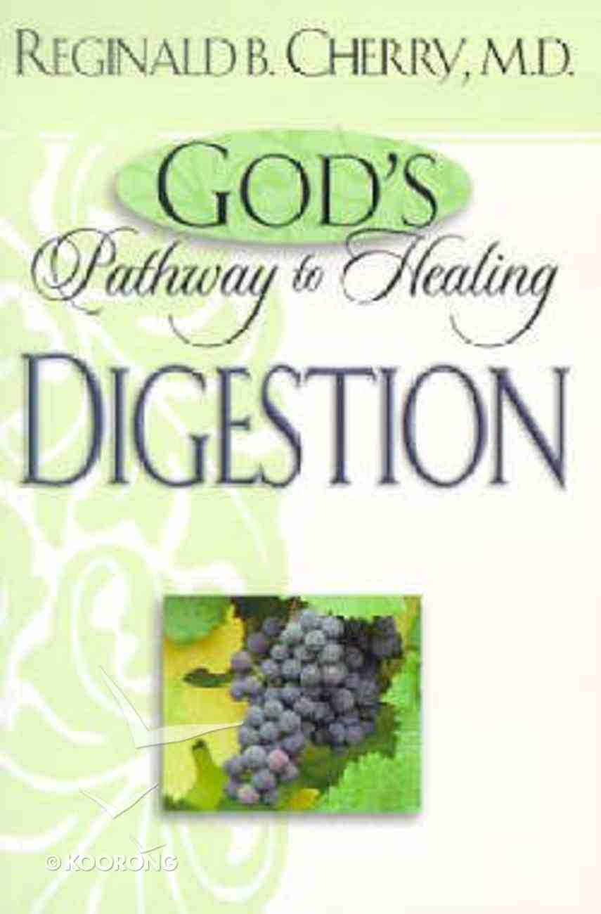 God's Pathway to Healing: Digestion Mass Market