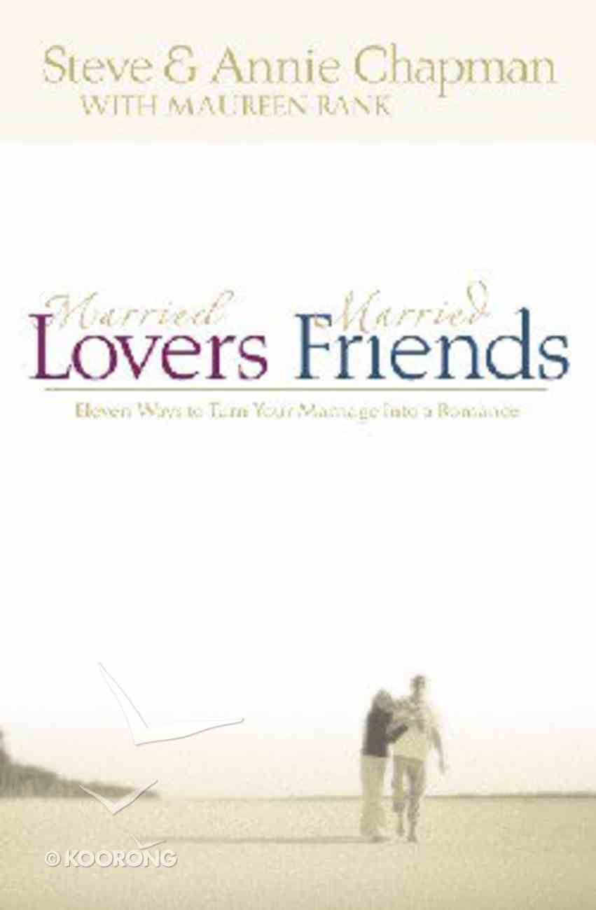 Married Lovers, Married Friends Paperback