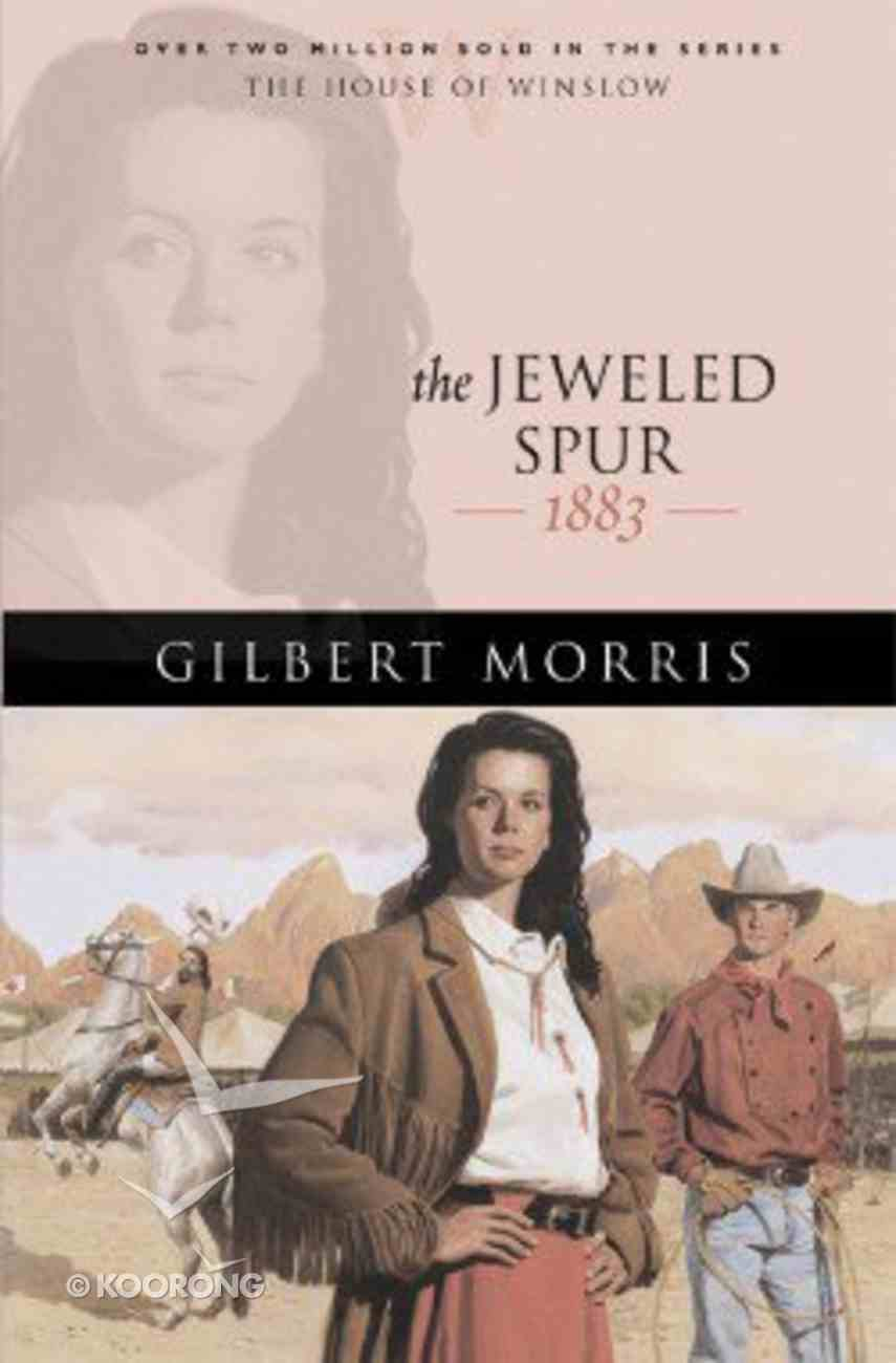 The Jewelled Spur (House Of Winslow Series) Paperback