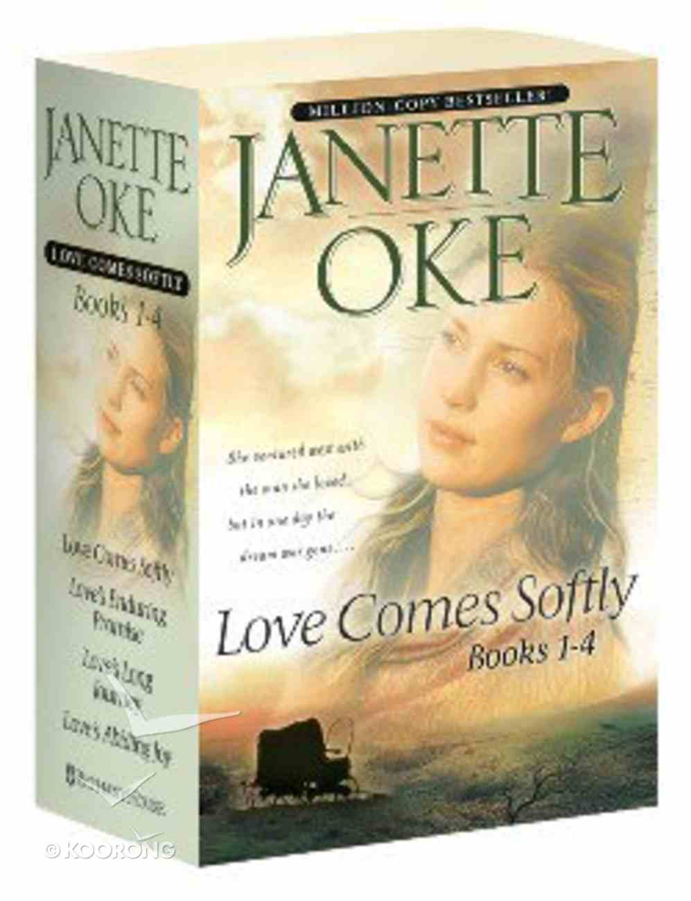 Love Comes Softly (Boxed Set 1-4) (Love Comes Softly Series) Pack