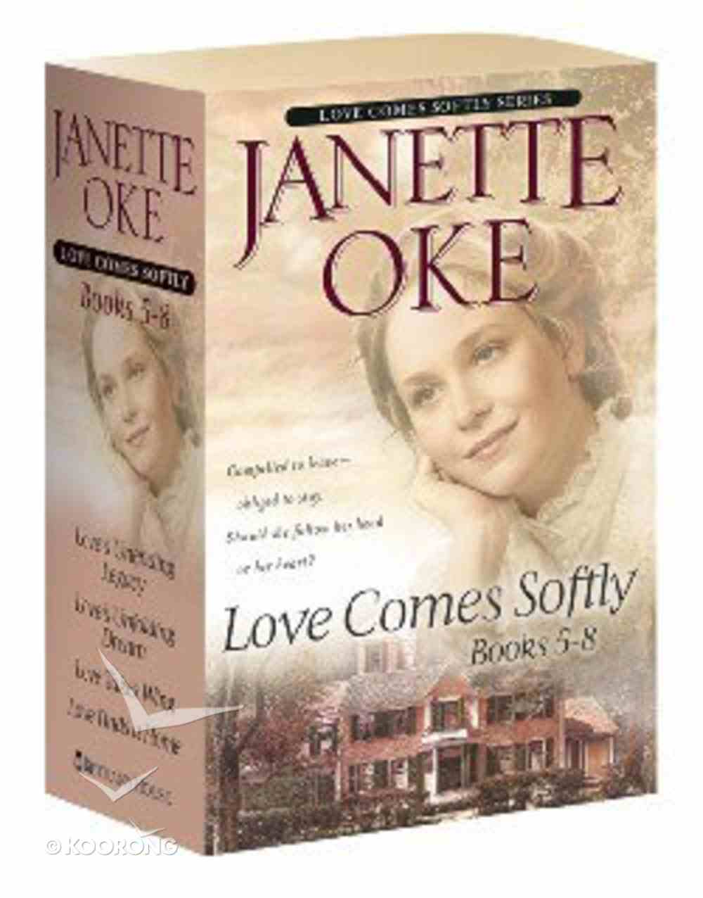 Love Comes Softly (Boxed Set 5-8) (Love Comes Softly Series) Pack