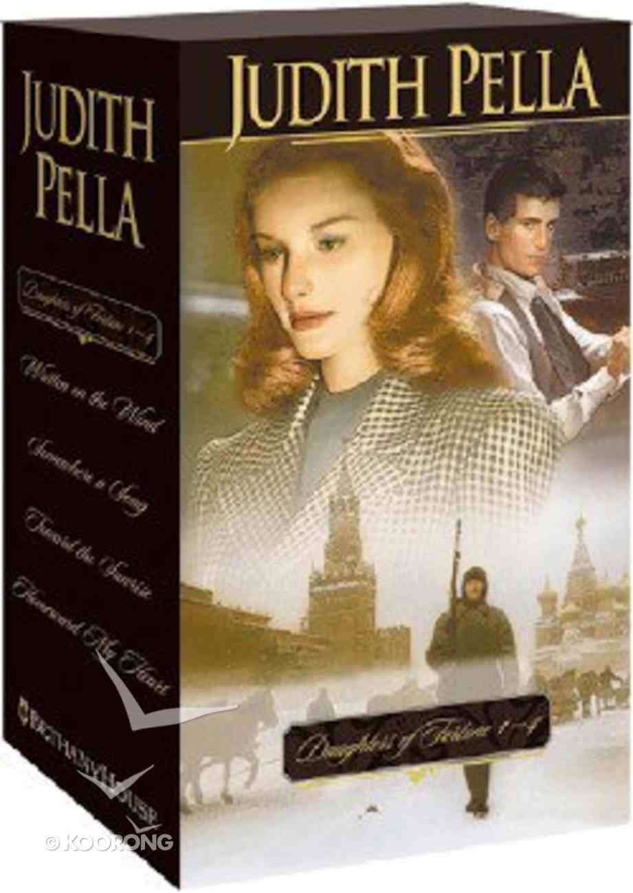 Daughters of Fortune (4 Volume Set) (Pella's Daughters Of Fortune Series) Paperback